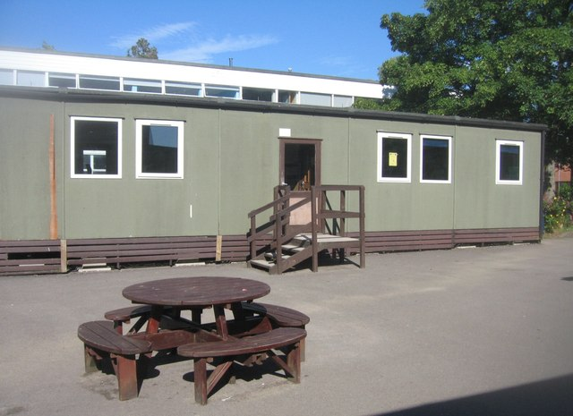 Temporary classroom 12 Images That Will Take You Right Back To Your Primary School Days