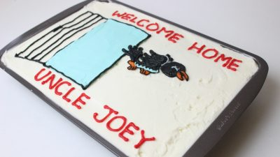Uncle Jailbird Joey cake 12 Ways 'Back to the Future' Is Changed With Marty Using Social Media.
