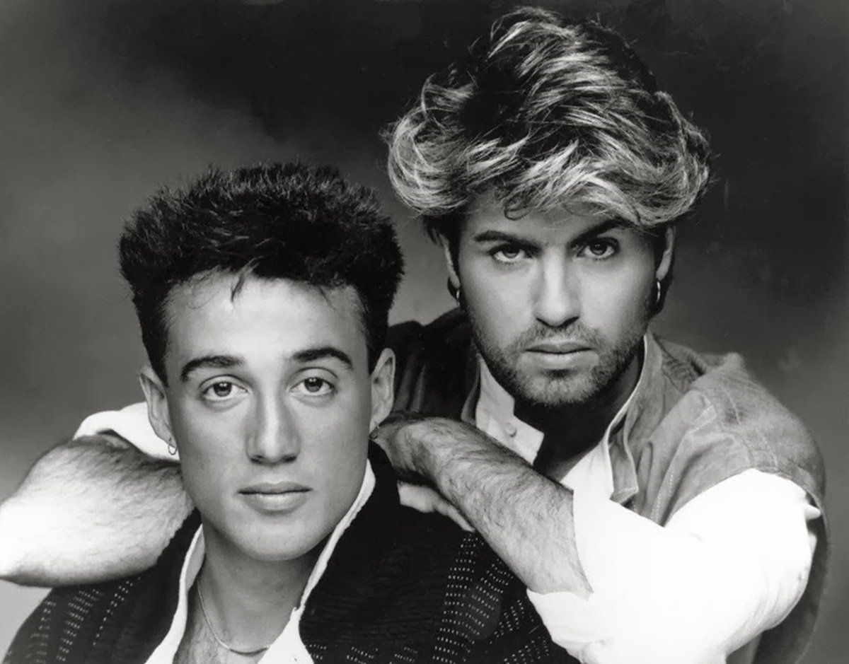 1980s pop duo Wham!