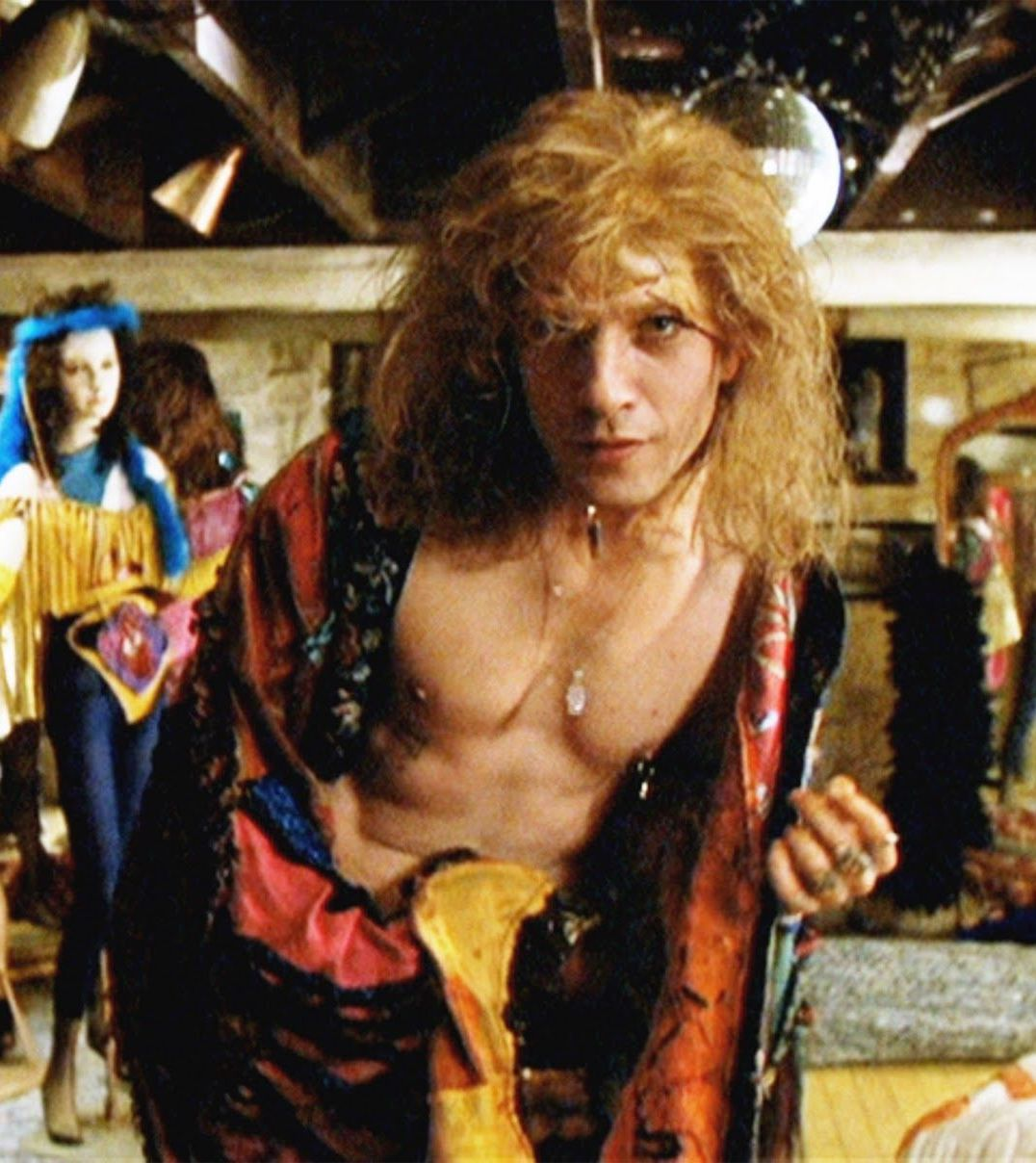 Ted Levine Buffalo Bill dance wig The Silence of the Lambs