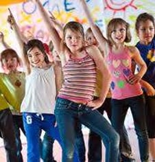 dancing 10 Things We Used To Do In The School Holidays
