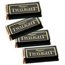 Original 1980s Twilight chocolate