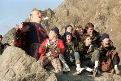 goonies group shot Why Sloth, Chunk And The Lessons The Goonies Taught Us So Important, Even Today