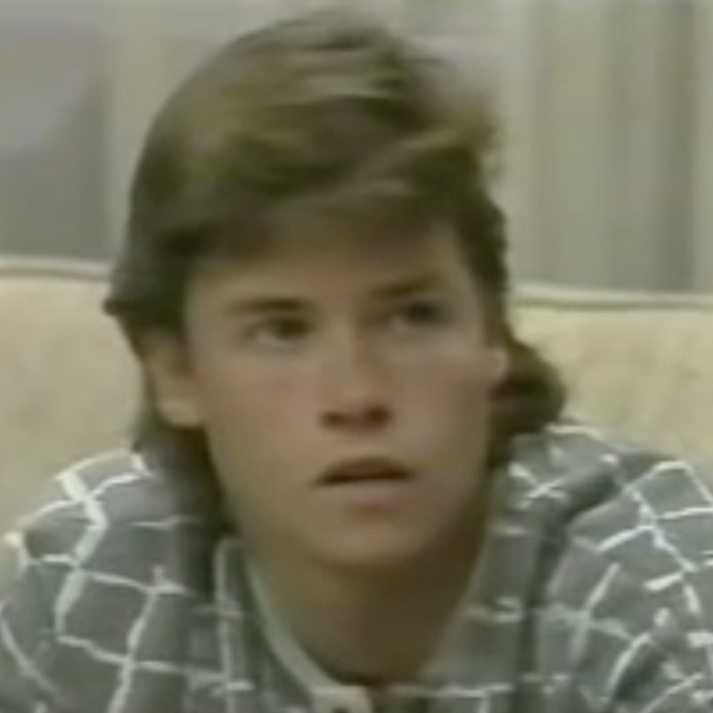 mike Harold From Neighbours Has Grown A Beard and Looks Foxy