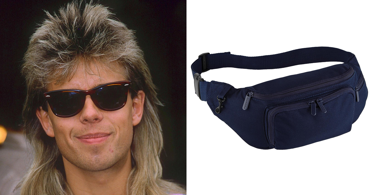 17 Fashion Crimes From The 1980s – Which Were You Guilty Of?