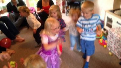 musical bumps 10 Of The Greatest Children's Party Games