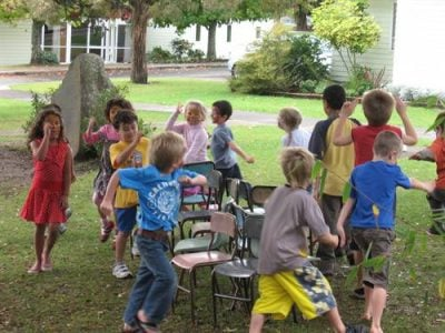 musical chairs 10 Of The Greatest Children's Party Games