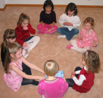 pass the parcel 10 Of The Greatest Children's Party Games