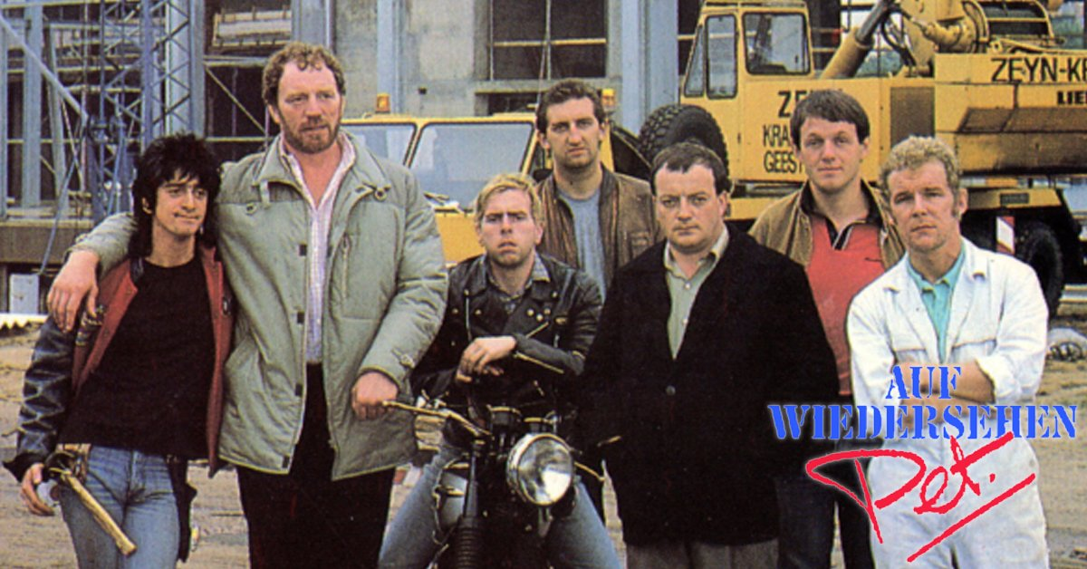 Here's What The Stars Of Auf Wiedersehen, Pet Are Up To Nowadays