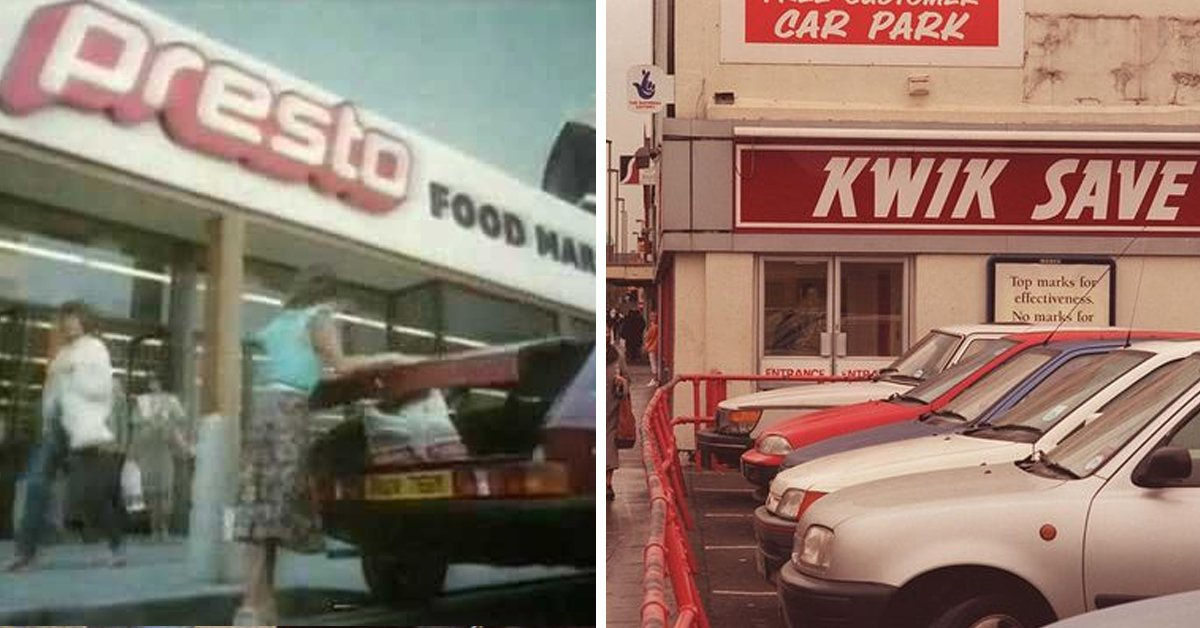 13 Supermarkets Your Mum Dragged You Round As A Kid