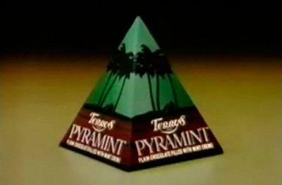 An original Terry's Pyramint