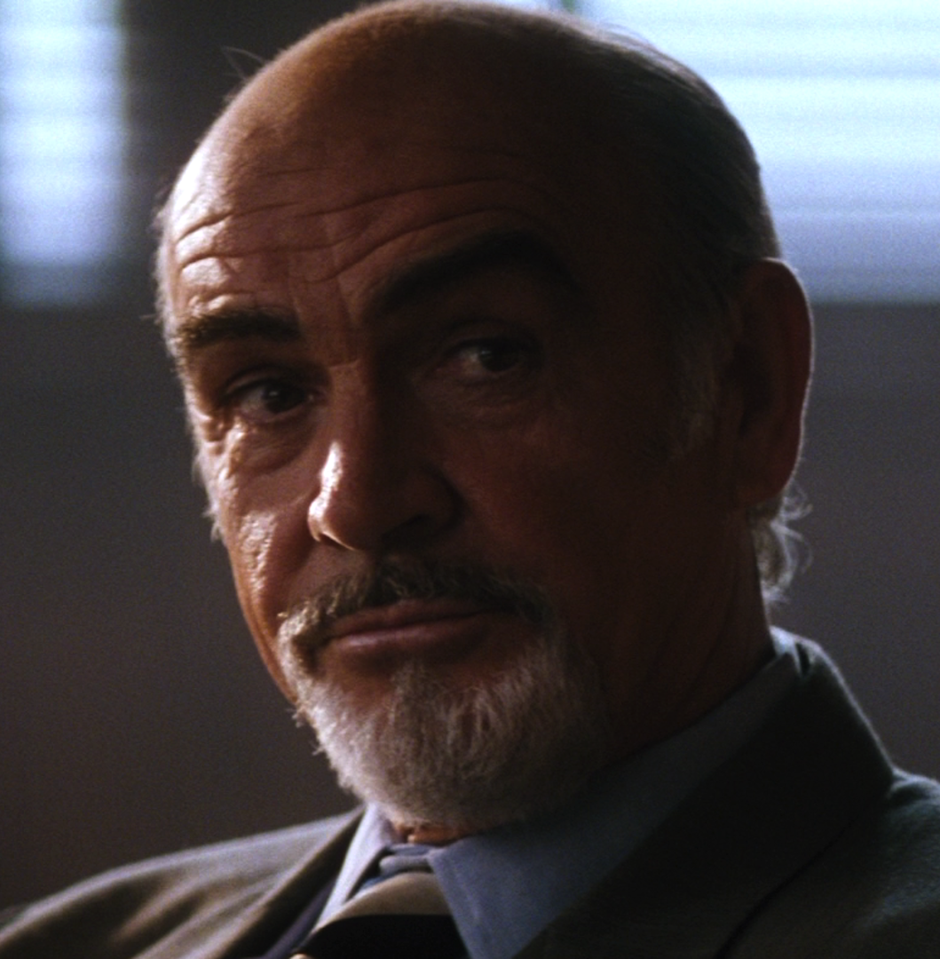 Sean Connery in 1991