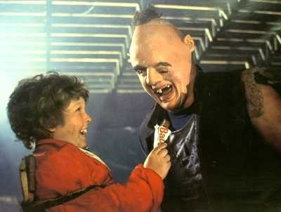 sloth adn chunk basement Why Sloth, Chunk And The Lessons The Goonies Taught Us So Important, Even Today