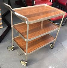 trolley 14 Things You Probably Had In Your Kitchen While Growing Up