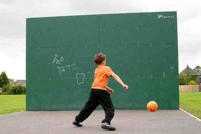 wall game 12 Playground Games We All Used To Play In The 80s
