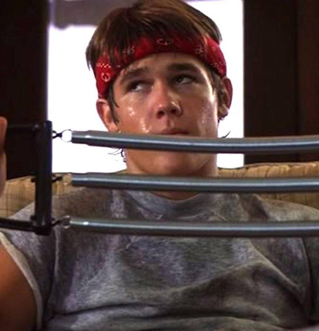 Josh Brolin as Brand in The Goonies