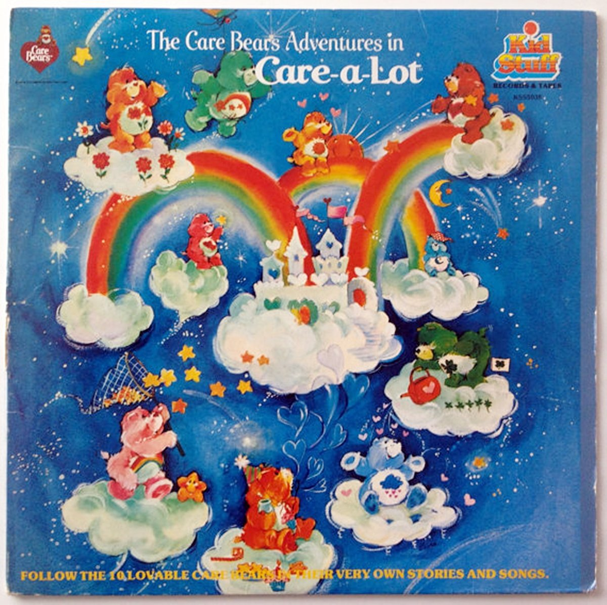 11 7 14 Cute And Cuddly Facts About The Care Bears