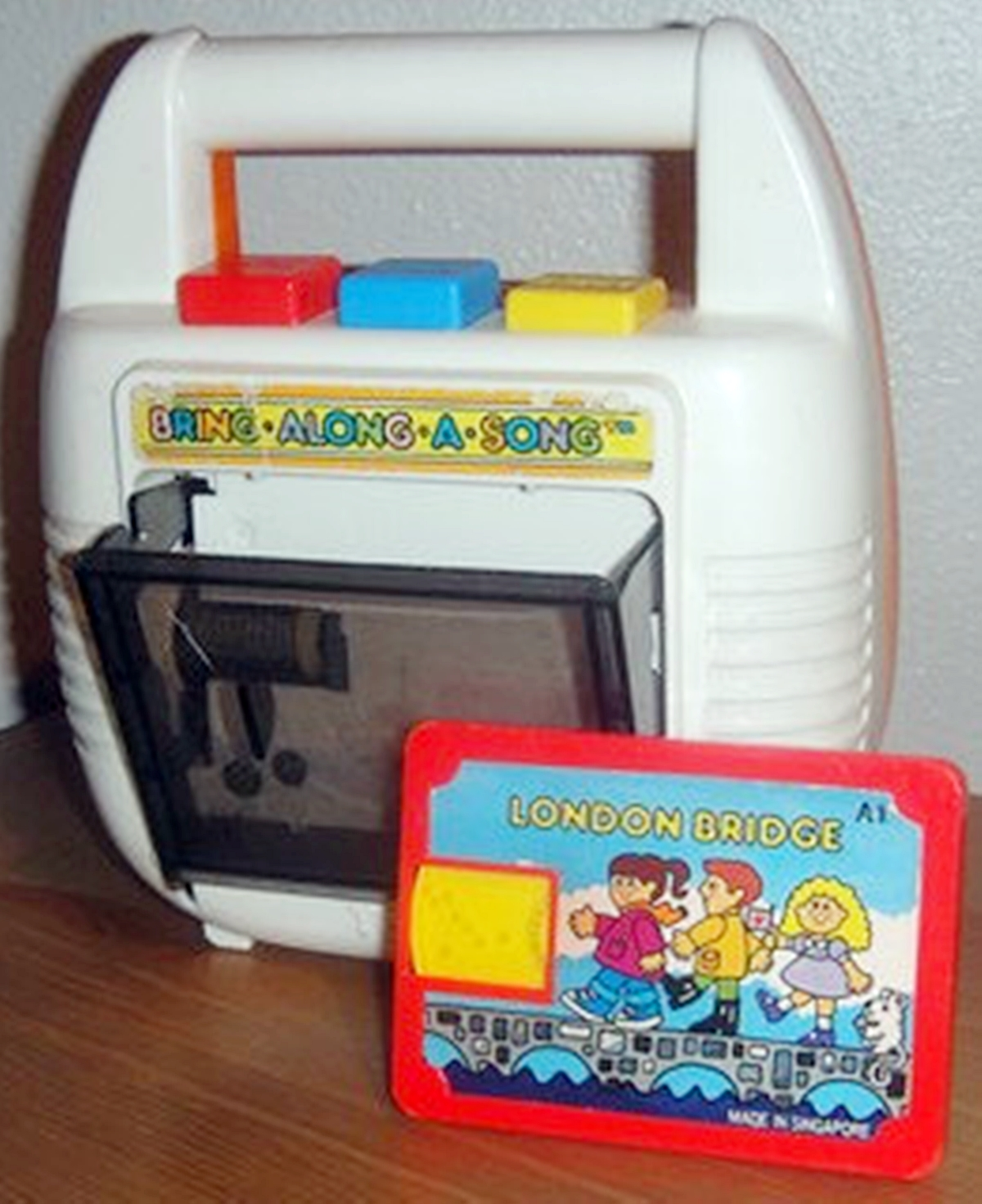 12 15 15 Musical Toys From Your Childhood We Bet You've Forgotten About