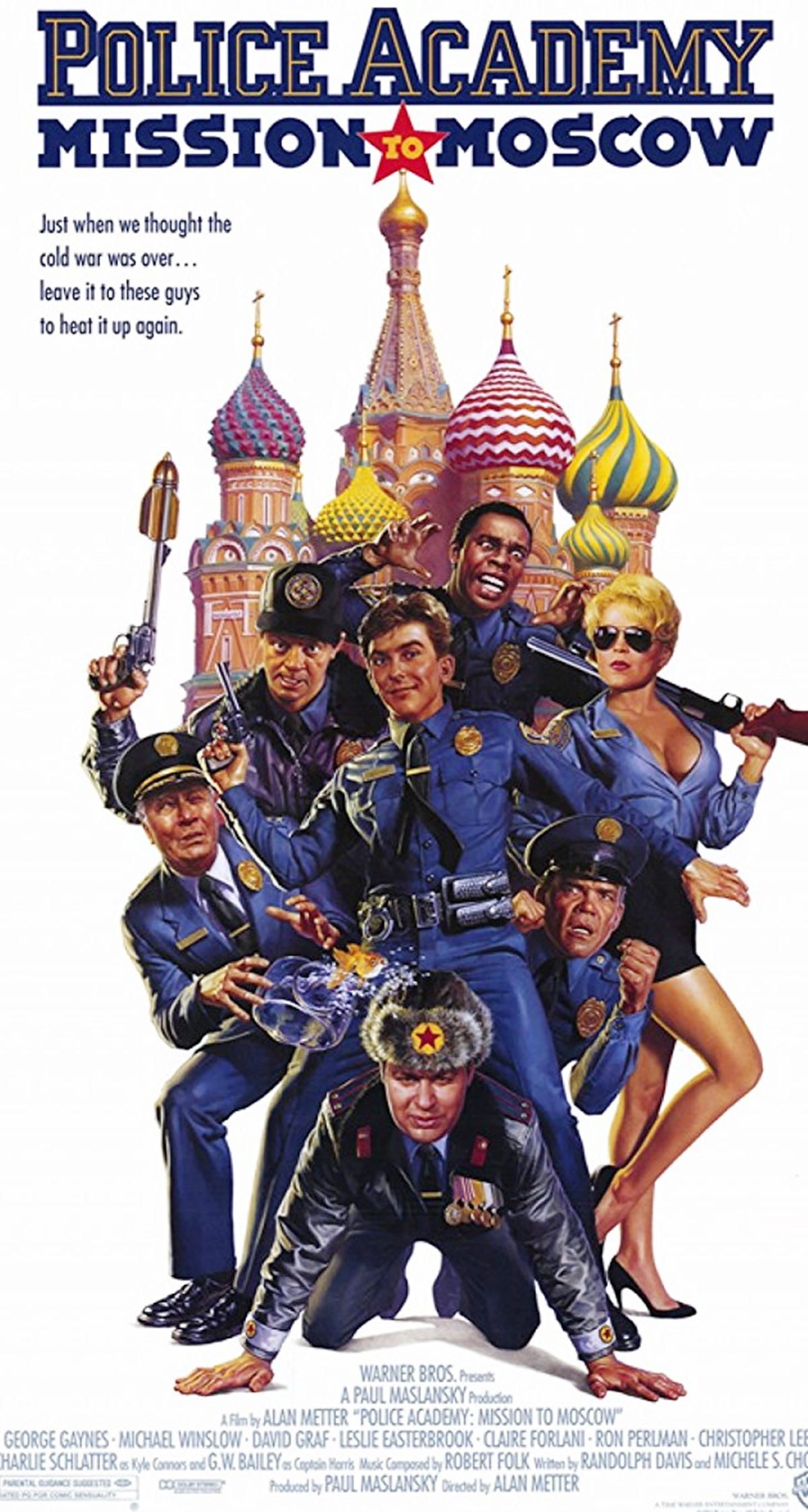 12 4 24 Things You May Not Have Realised About Police Academy