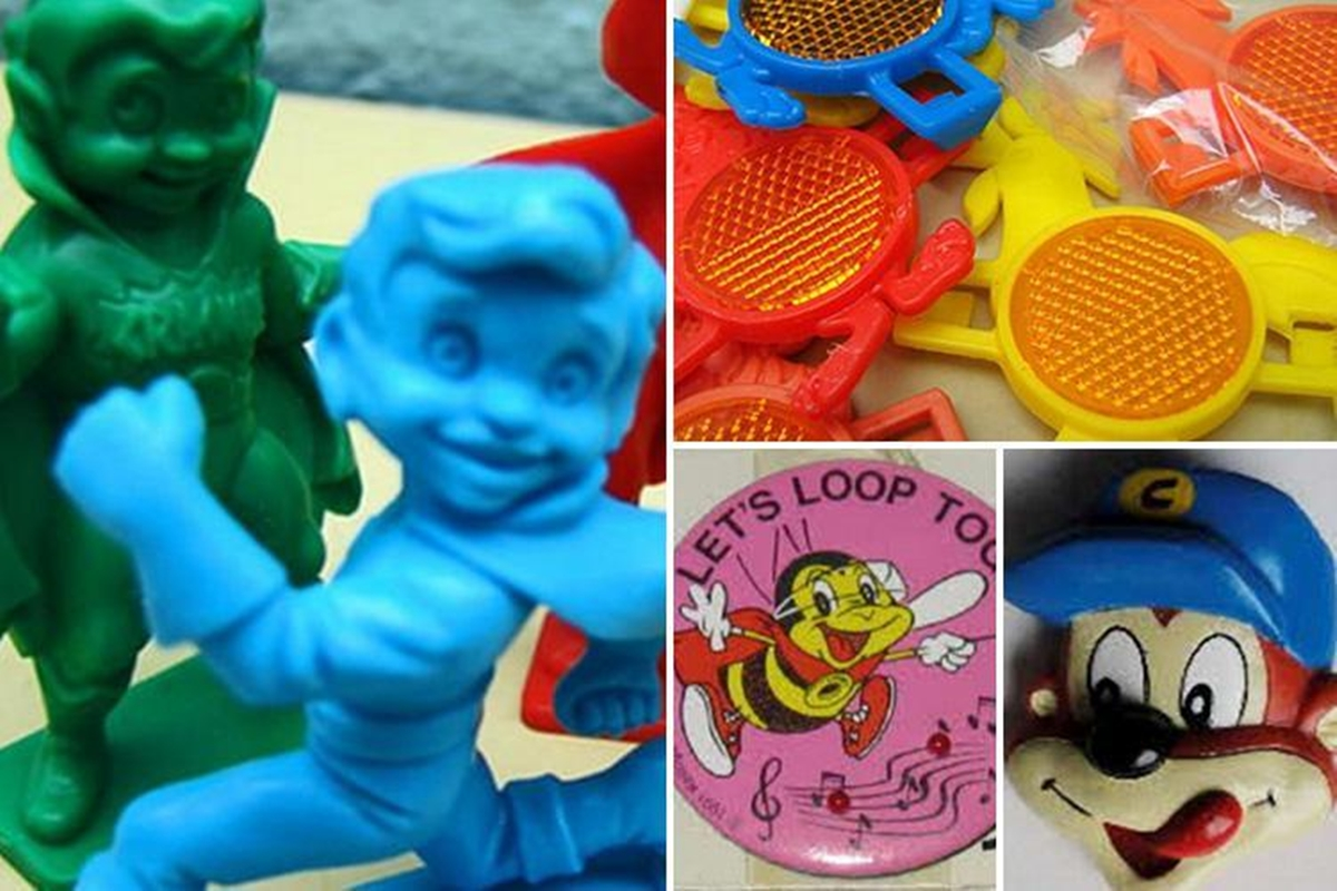 13 14 22 Things We Absolutely Loved Collecting As Children