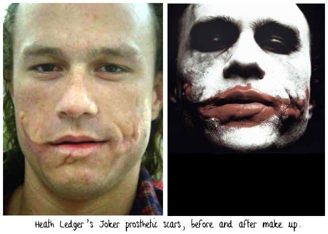 13 19 Heath Ledger's Joker And Some Disturbing Truths