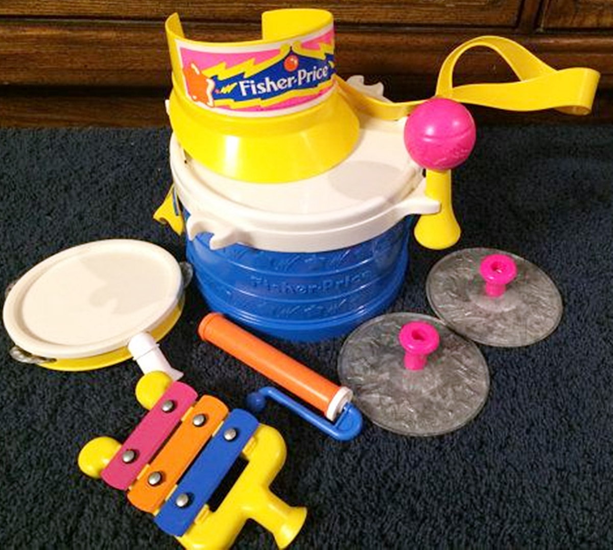 15 7 15 Musical Toys From Your Childhood We Bet You've Forgotten About