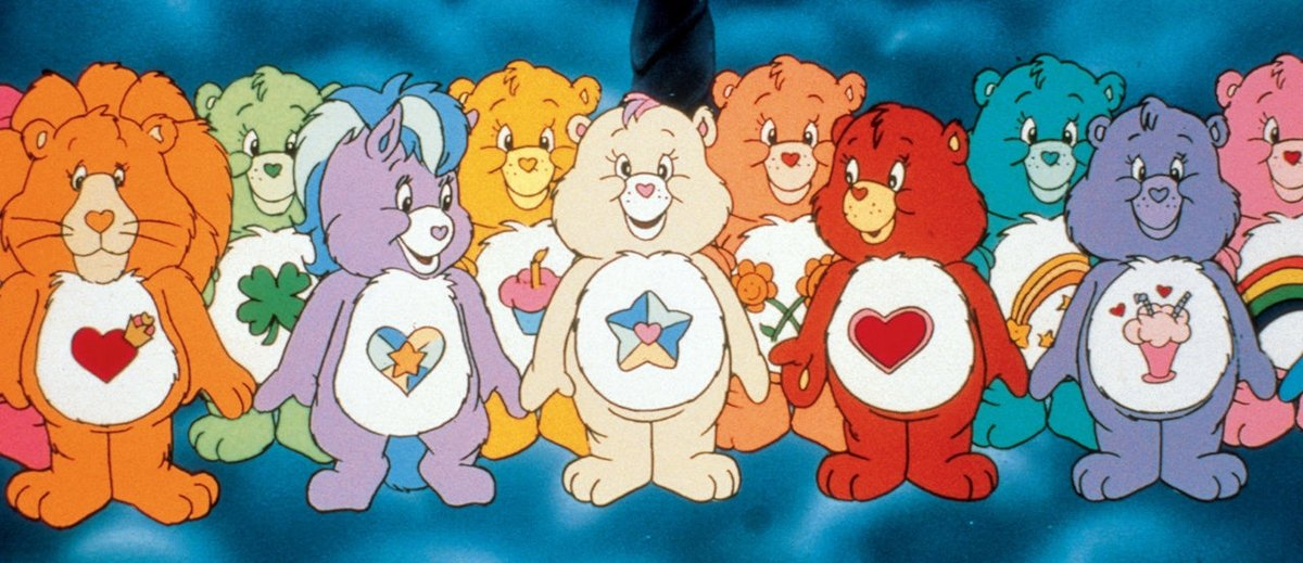 2 19 14 Cute And Cuddly Facts About The Care Bears