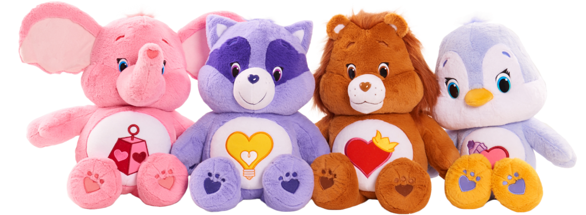 3 14 Cute And Cuddly Facts About The Care Bears