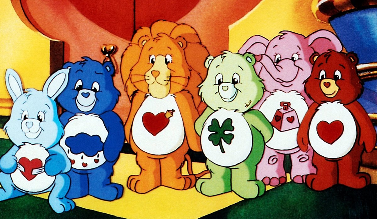 4 20 14 Cute And Cuddly Facts About The Care Bears