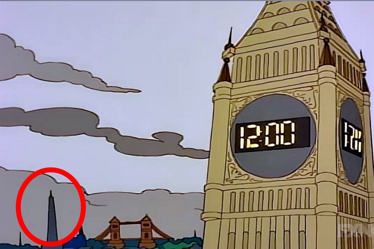 5 16 8 Times The Simpsons Correctly Predicted The Future