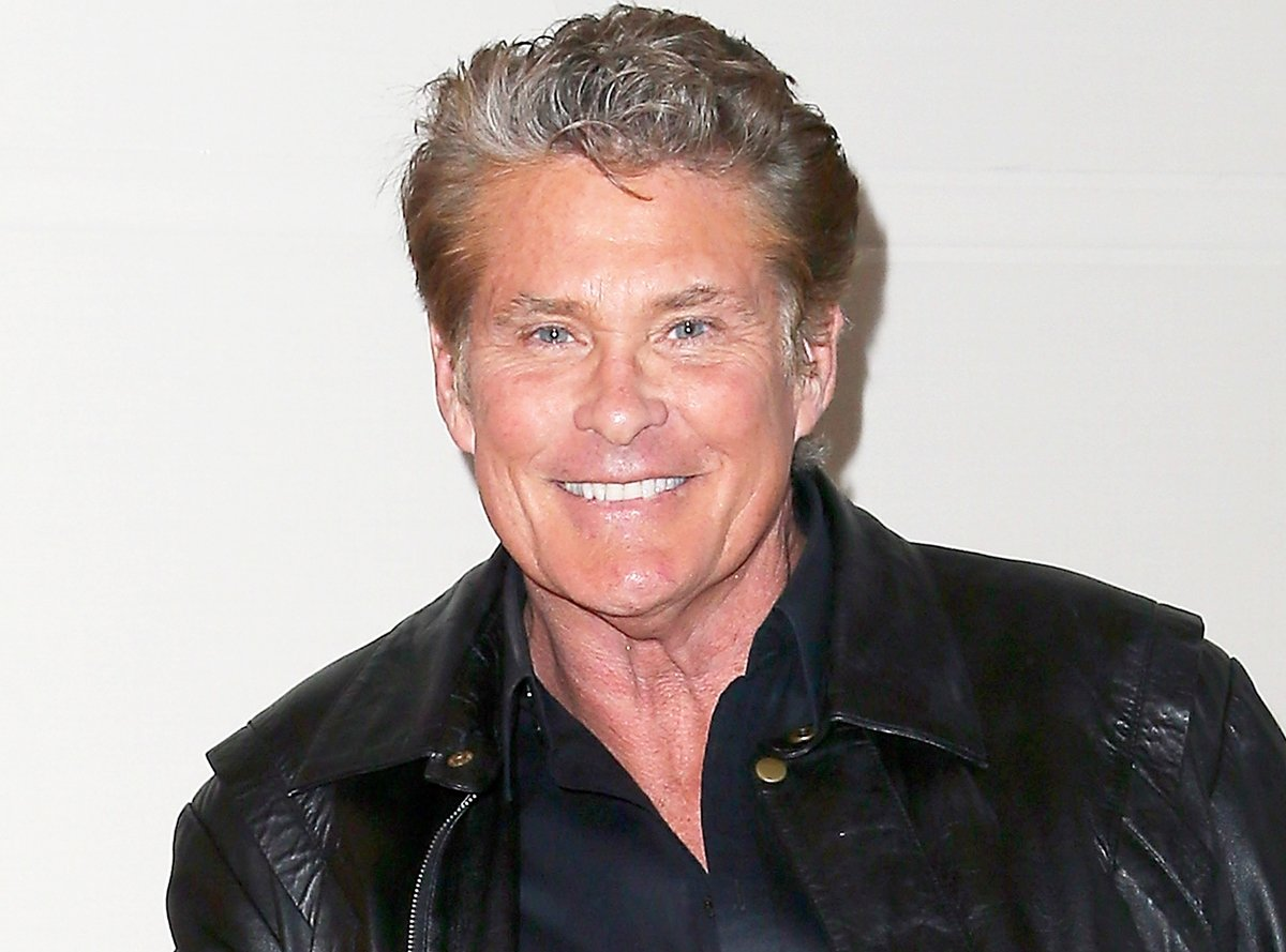 5 24 14 Interesting Facts About David 'The Hoff' Hasselhoff