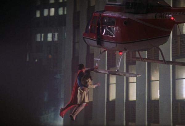 547565 helicopter super 24 Things You Probably Didn't Know About Christopher Reeve's Superman Films