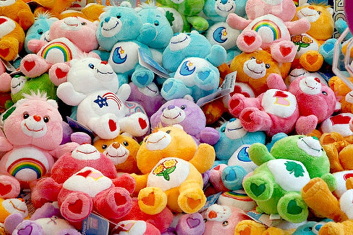 7 13 14 Cute And Cuddly Facts About The Care Bears