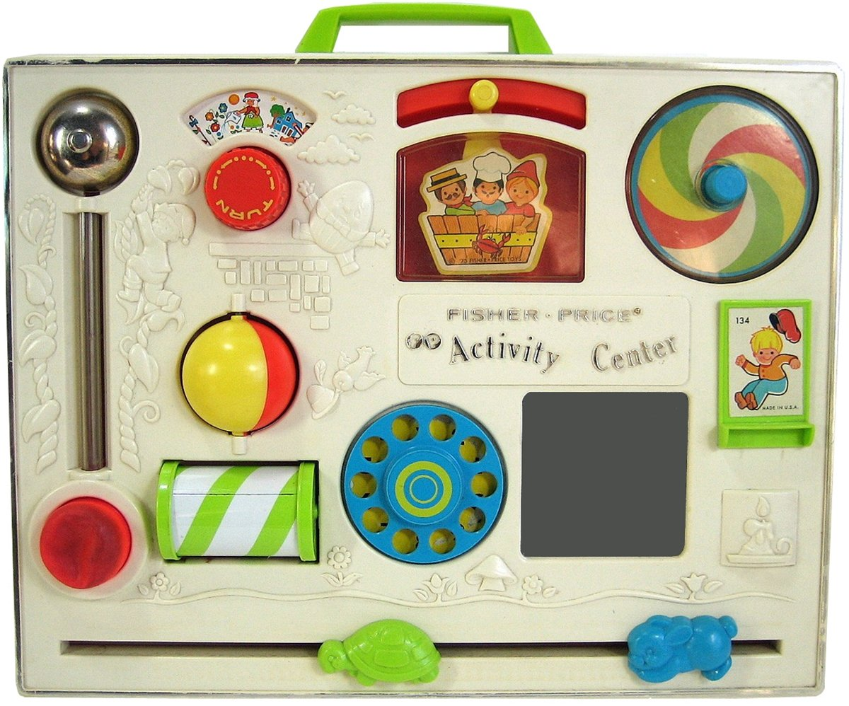 7 18 15 Musical Toys From Your Childhood We Bet You've Forgotten About