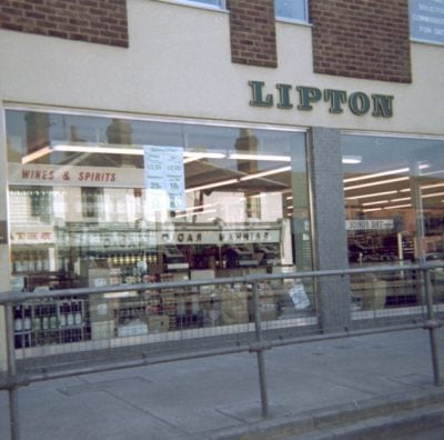 7. Lipton 12 Supermarkets We Used To Love To Shop At In The 1980's