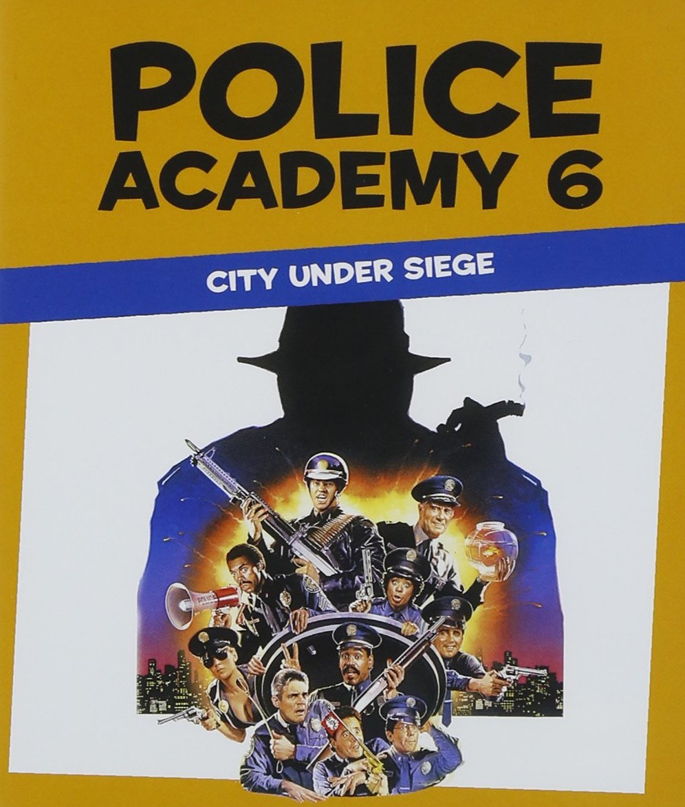 71Oq72mUANL. SL1378 24 Things You May Not Have Realised About Police Academy