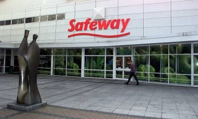 9. Safeway 12 Supermarkets We Used To Love To Shop At In The 1980's