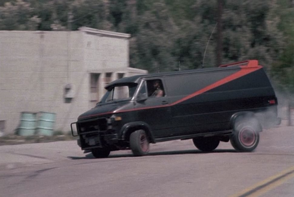 ATeamvan 970 970x650 1 20 Things You Probably Didn't Know About The A-Team