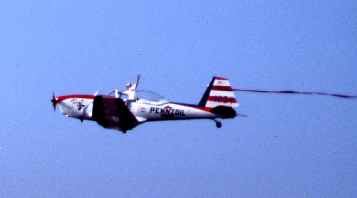Art Scholl 1984 airshow 20 Things You May Have Missed In Top Gun