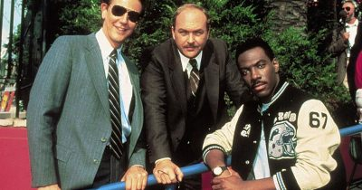 BEVERLY HILLS COP II 28 Of The Funniest 80's Movies Of All Time
