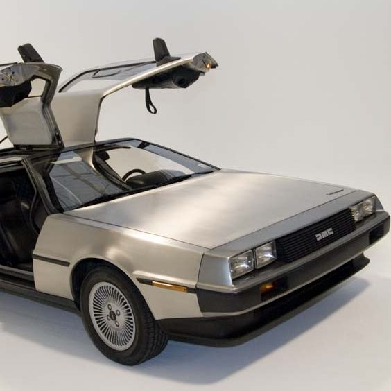 Delorean DMC 12 side e1600095210912 20 Things You Missed In Back To The Future