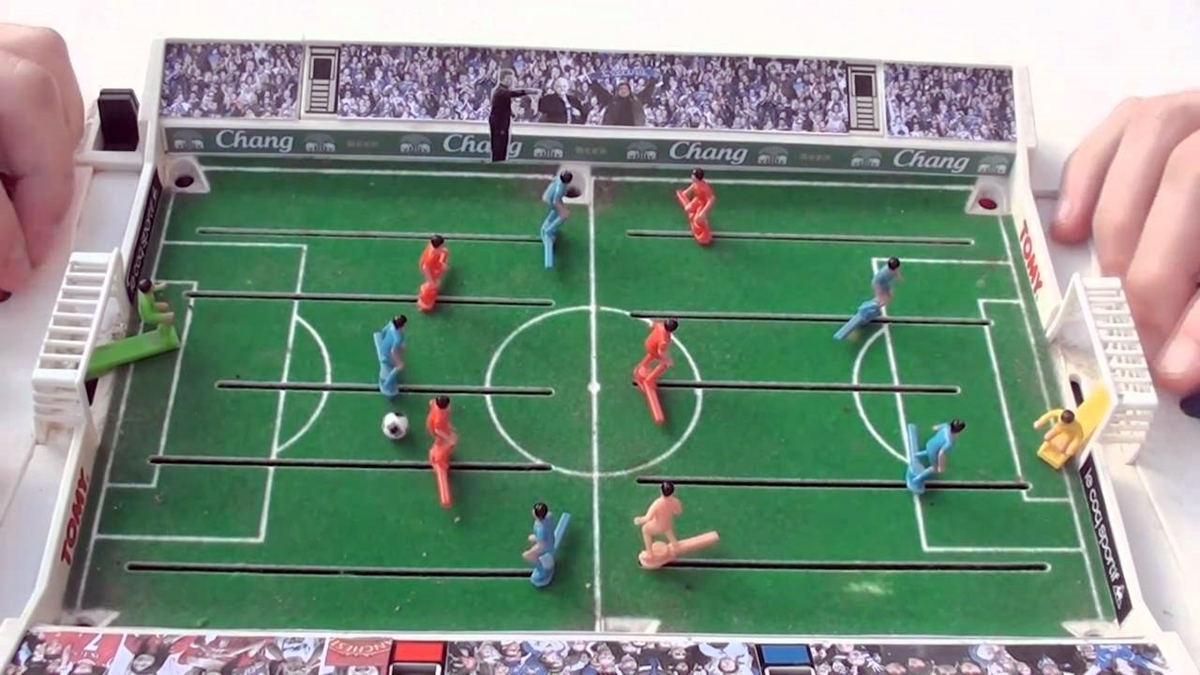 FOOTBALL 10 Toys From Our Childhood That Are Now Worth A Lot Of Money