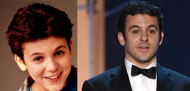 Fred What Do All Your Childhood Celebrity Crushes Look Like Now?