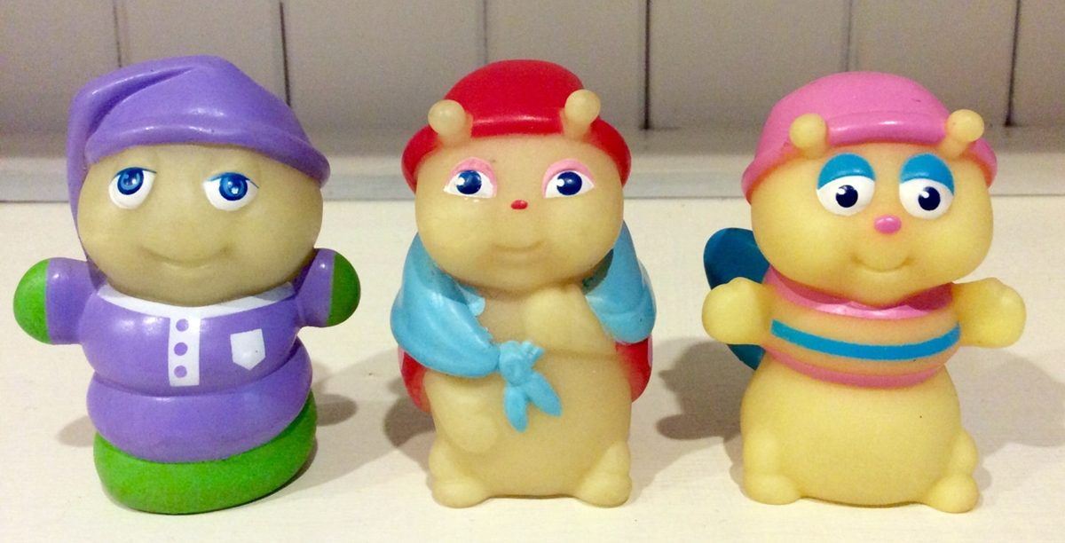 GLO 10 Toys From Our Childhood That Are Now Worth A Lot Of Money