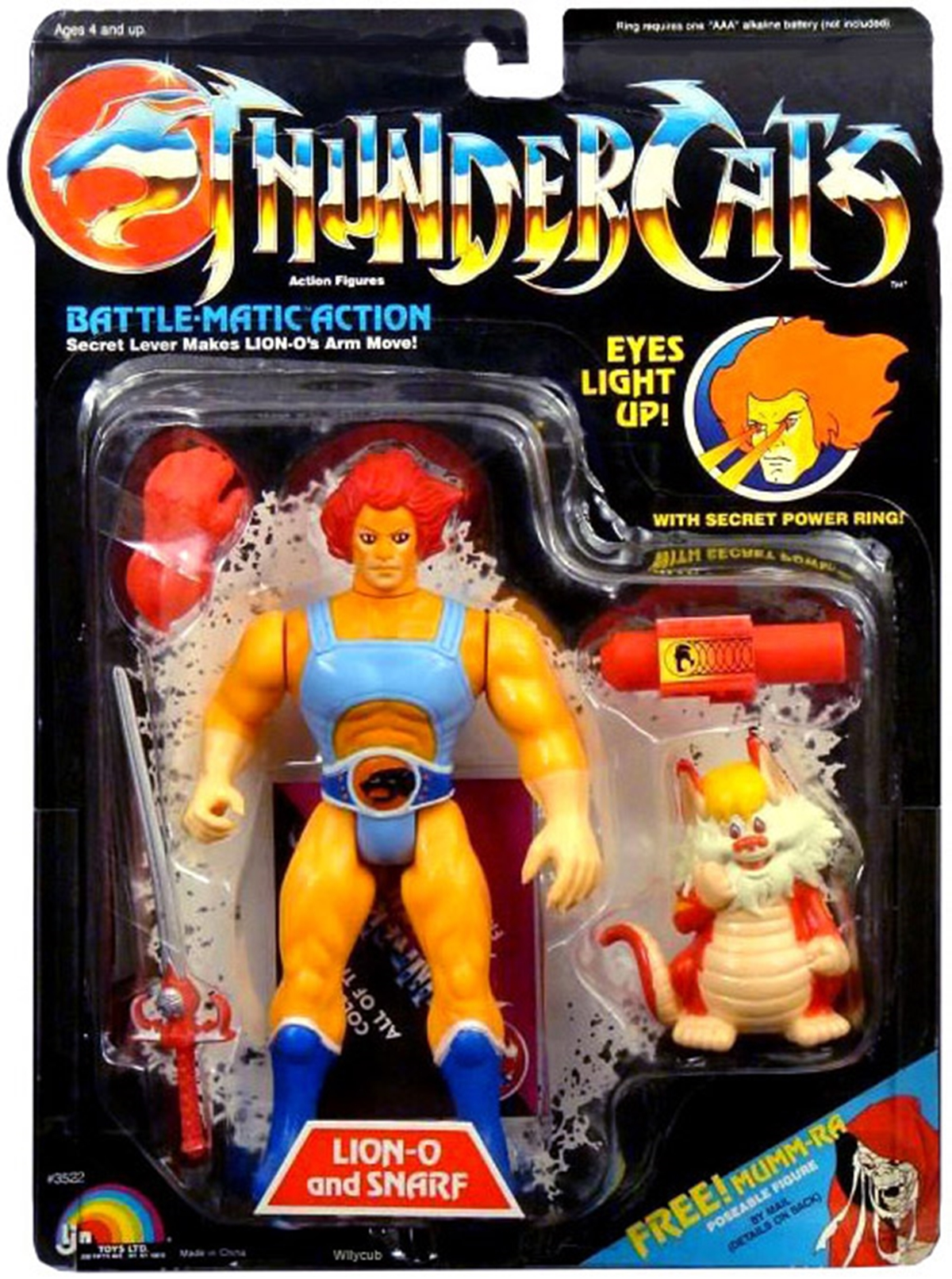 LION O 10 Toys From Our Childhood That Are Now Worth A Lot Of Money