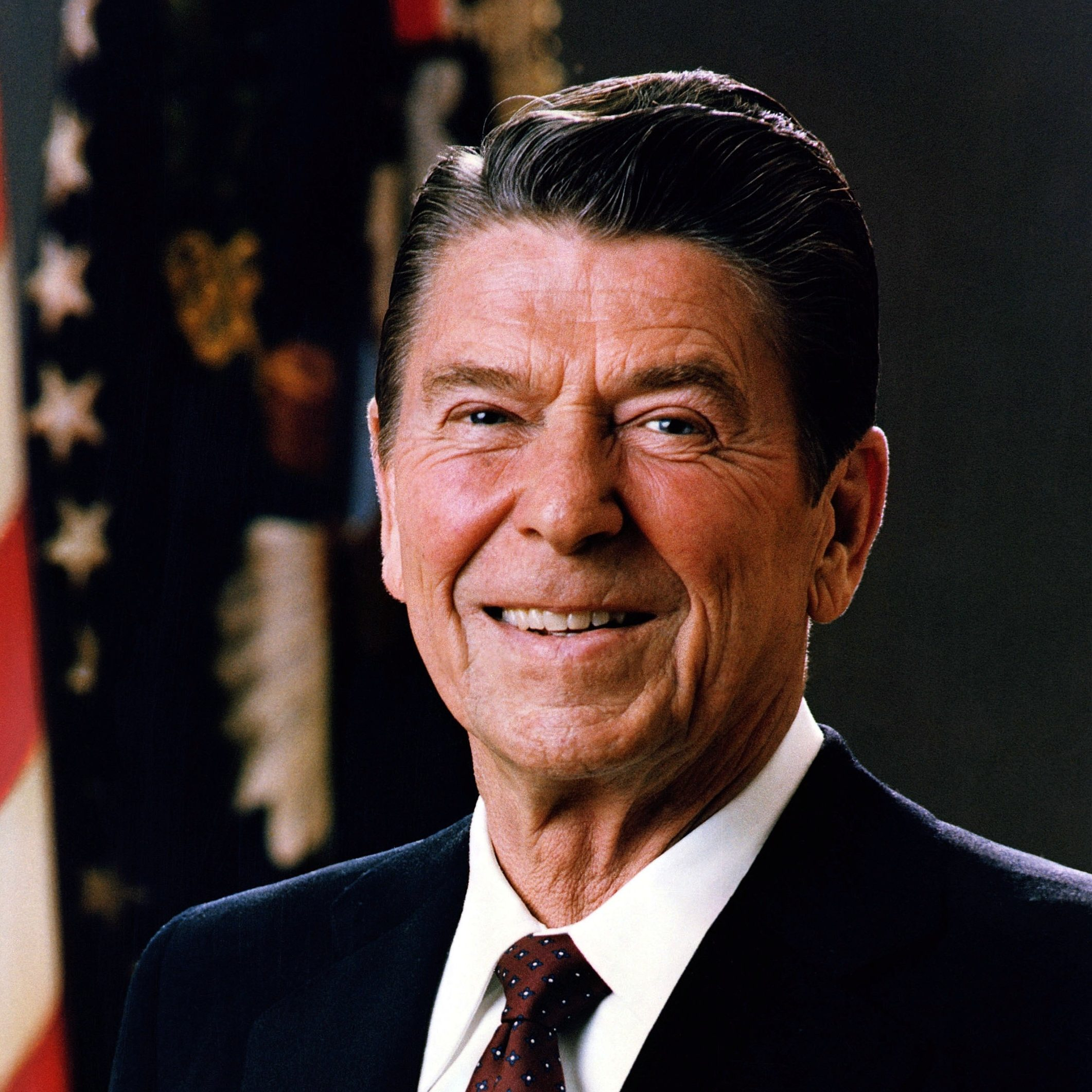 Official Portrait of President Reagan 1981 e1600167304744 20 Presidential Facts You Didn't Know About Air Force One