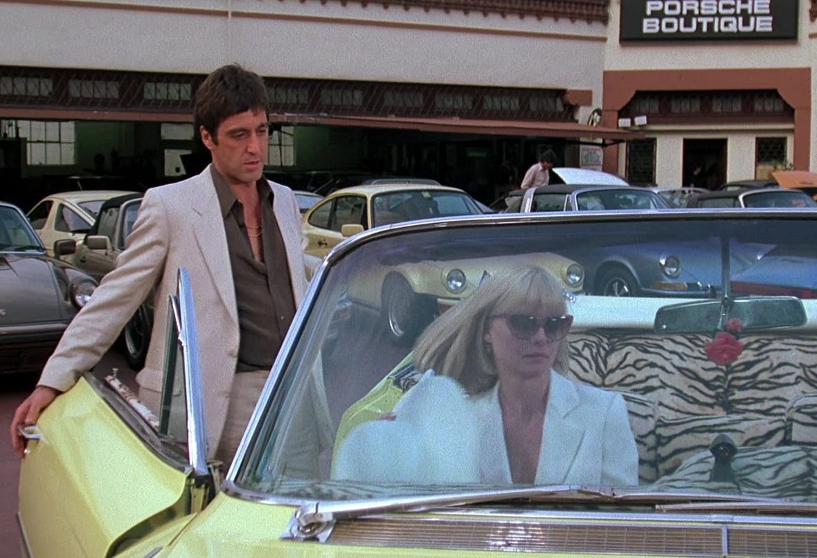 Porsche Boutique – Scarface 2 e1620382905793 Say Hello To These Little Facts You Probably Didn't Know About Scarface