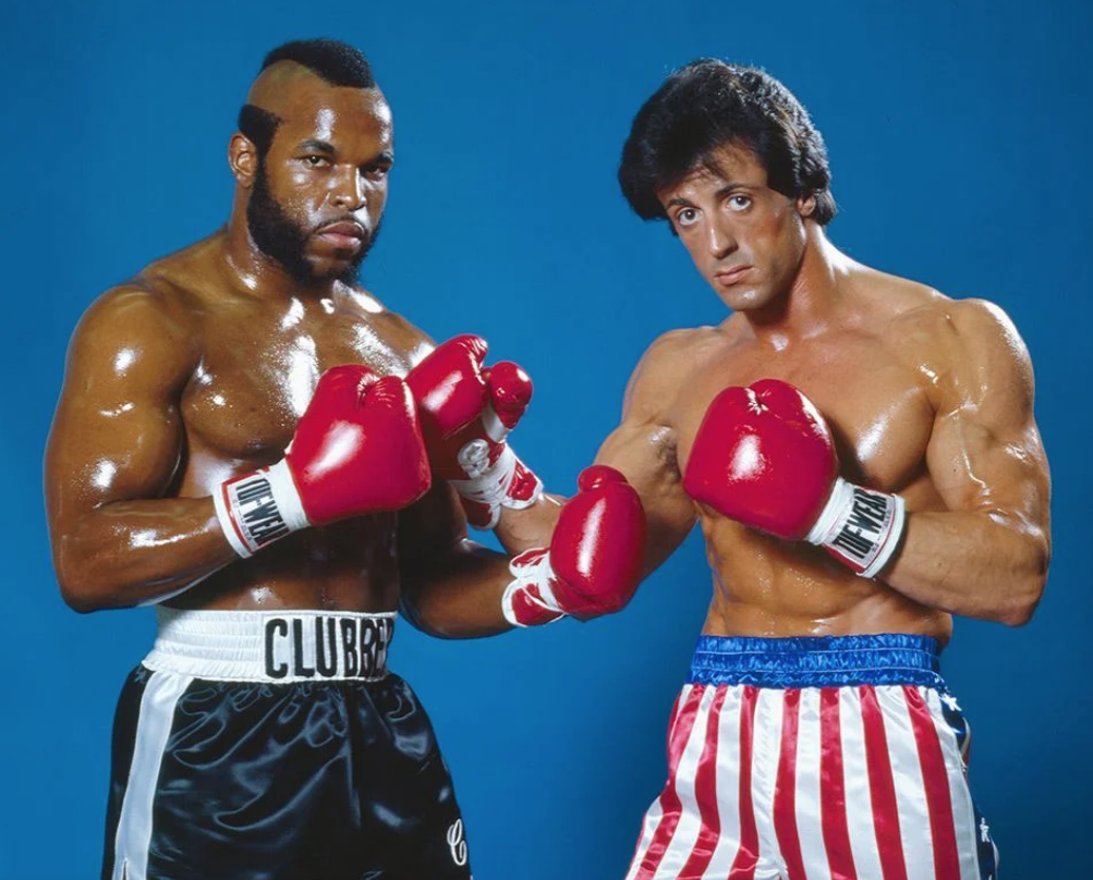 Rocky 3 Mr T Stallone e1626861879749 20 Things You Probably Didn't Know About The A-Team