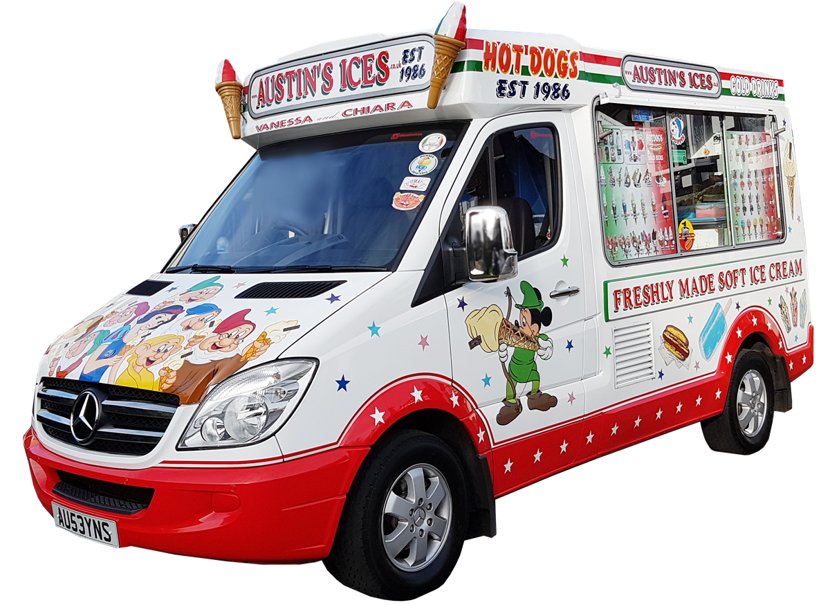 VAN 16 Ice Creams And Lollies That Will Remind You Of Your Childhood