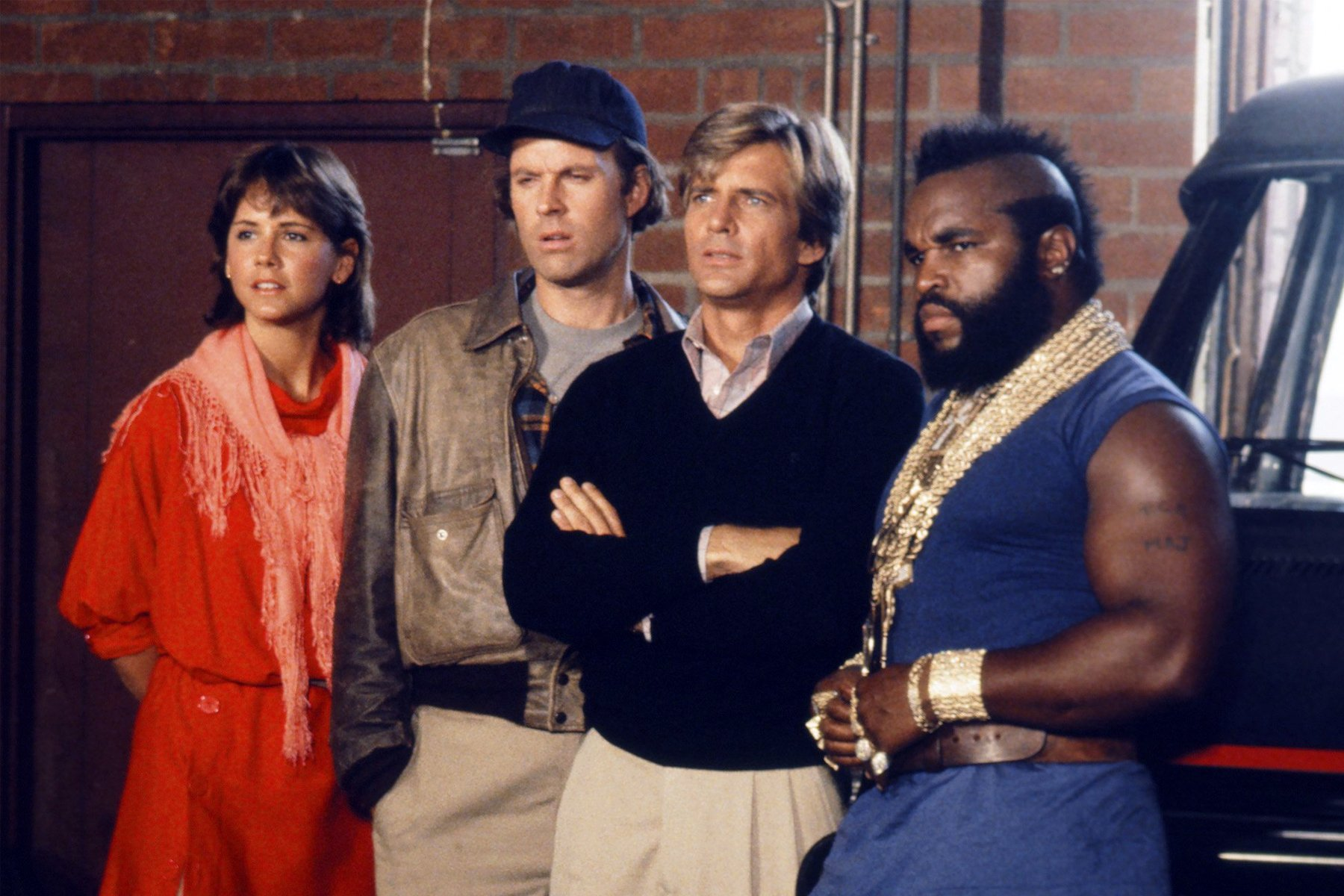 a team photo 1 20 Things You Probably Didn't Know About The A-Team